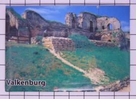 10 stuks koelkastmagneet Valkenburg  N_LI2.010