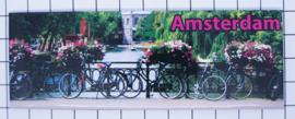 10 stuks koelkastmagneet Amsterdam  22.034