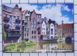 10 stuks koelkastmagneet Rotterdam N_ZH1.045