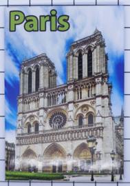 10 Magnettes   Paris MAC:10.421