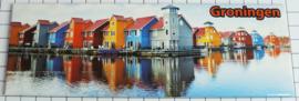 10 stuks Mega koelkastmagneet Groningen MEGA_P_GR1.0001