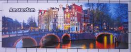 10 stuks koelkastmagneet Amsterdam  22.013