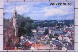 10 stuks koelkastmagneet Valkenburg  N_LI2.011
