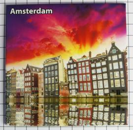 10 stuks Mega koelkastmagneet Amsterdam MEGA_V_20.006