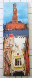 koelkastmagneten Brugge P_BB1006