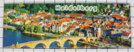 10 stuks koelkastmagneet Heidelberg P_DH0018