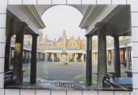 koelkastmagneten Brugge N_BB116