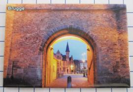 koelkastmagneten Brugge N_BB142