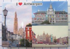 koelkastmagneten Antwerpen N_BA020