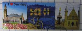 10 stuks  koelkastmagneet Den Haag Holland  P_ZH3.0015