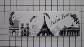 10 Magnettes Paris Mac:11.704