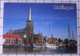 10 stuks koelkastmagneet Harlingen N_FR7.002