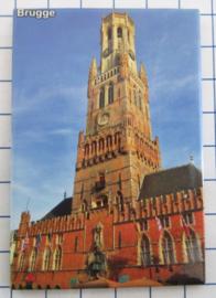 koelkastmagneten Brugge N_BB144