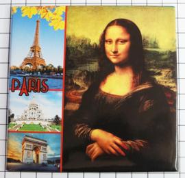 10 Magnettes Mega Paris MEGA_V_PD.007