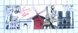 10 Magnettes Paris Mac:11.715