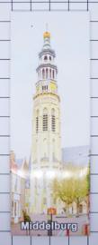10 stuks koelkastmagneet Middelburg Zeeland P_ZE2.0008