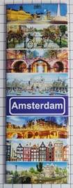 10 stuks Mega koelkastmagneet Amsterdam MEGA_P_21.0002