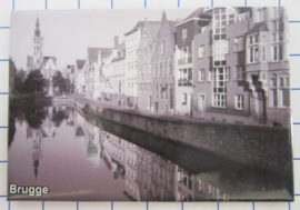 koelkastmagneten Brugge N_BB112