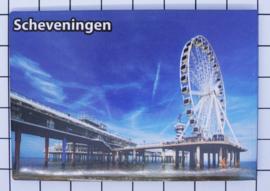 10 stuks koelkastmagneet  Scheveningen  N_ZH9.011