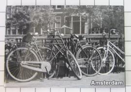 10 stuks koelkastmagneet Amsterdam  MAC:19.005