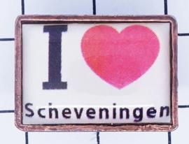 PIN_ZH9.001 pin I love Scheveningen