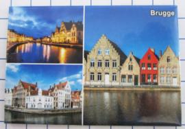 koelkastmagneten Brugge N_BB132