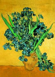 10 stuks poster op karton zonnebloemen Vincent van Gogh POS-0004 posters(20.8Cm / 29.5Cm)
