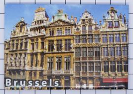koelkastmagneet Brussels N_BX043