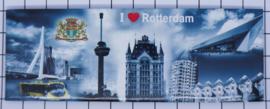 10 stuks koelkastmagneet Rotterdam P_ZH1.0008