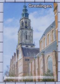 10 stuks koelkastmagneet  provincie Groningen N_GR1.017