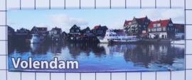 10 stuks koelkastmagneet  Volendam holland P_NH4.0025