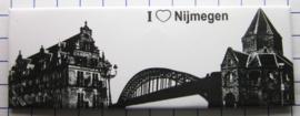 10 stuks koelkastmagneet Nijmegen P_GE1.0007