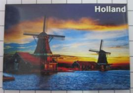 10 stuks koelkastmagneet  Holland 20.259