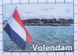 10 stuks koelkastmagneet  Volendam N_NH4.027