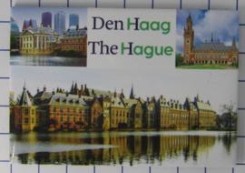 10 stuks  koelkastmagneet Den Haag Holland  N_ZH3.018