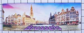 koelkastmagneet Brussels P_BX0005