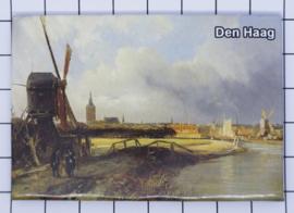 10 stuks  koelkastmagneet Den Haag Holland  N_ZH3.021