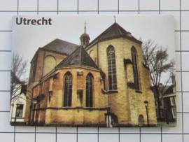 10 stuks koelkastmagneet  Utrecht  N_UT1.033
