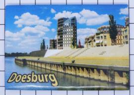 10 stuks koelkastmagneet Doesburg N_GE7.006