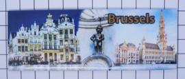 koelkastmagneet Brussels P_BX0007