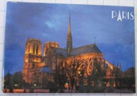 10 Magnettes  Paris  MAC:10.414