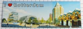 10 stuks Mega koelkastmagneet Rotterdam MEGA_P_ZH1.0001