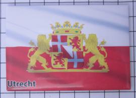 10 stuks koelkastmagneet  wapen Utrecht  N_UT1.035