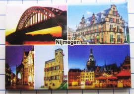 10 stuks koelkastmagneet Nijmegen N_GE1.014