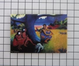 10 stuks koelkastmagneet Paul Gauguin MAC:20.325