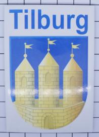 10 stuks koelkastmagneet Tilburg N_NB2.008