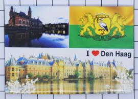 10 stuks  koelkastmagneet Den Haag Holland  N_ZH3.017