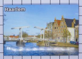 10 stuks koelkastmagneet  Haarlem N_NH5.008