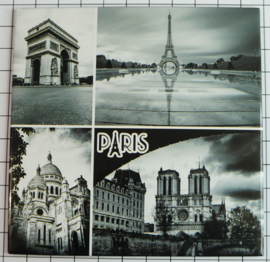 10 Magnettes Mega Paris MEGA_V_PD.005