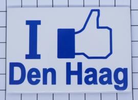10 stuks koelkastmagneet I like Den Haag  N_ZH3.010